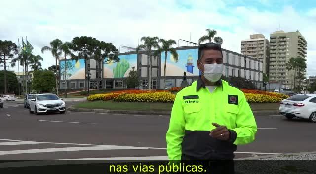 Vídeo Respeito e Responsabilidade - Motorista