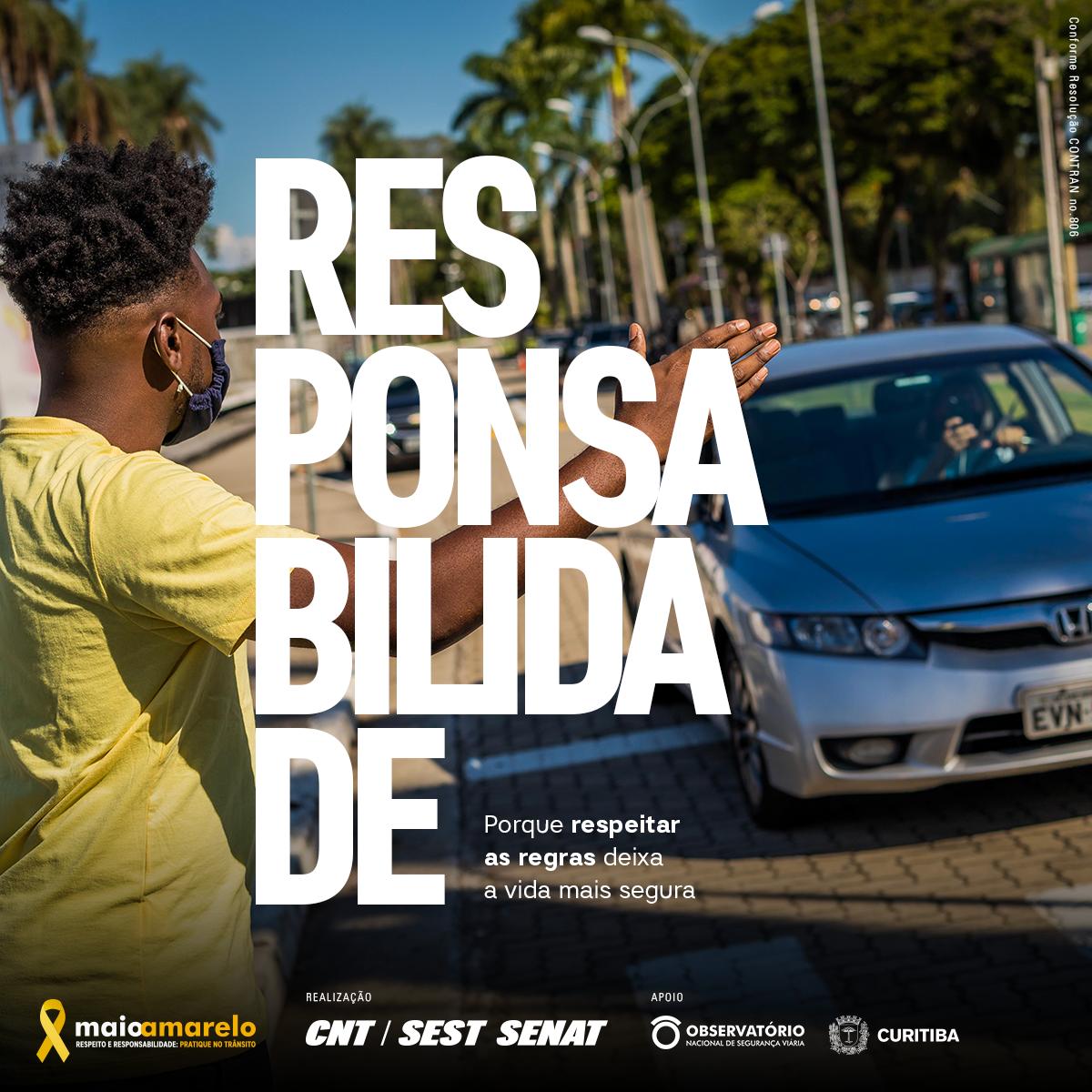 Responsabilidade - Motorista e Pedestre