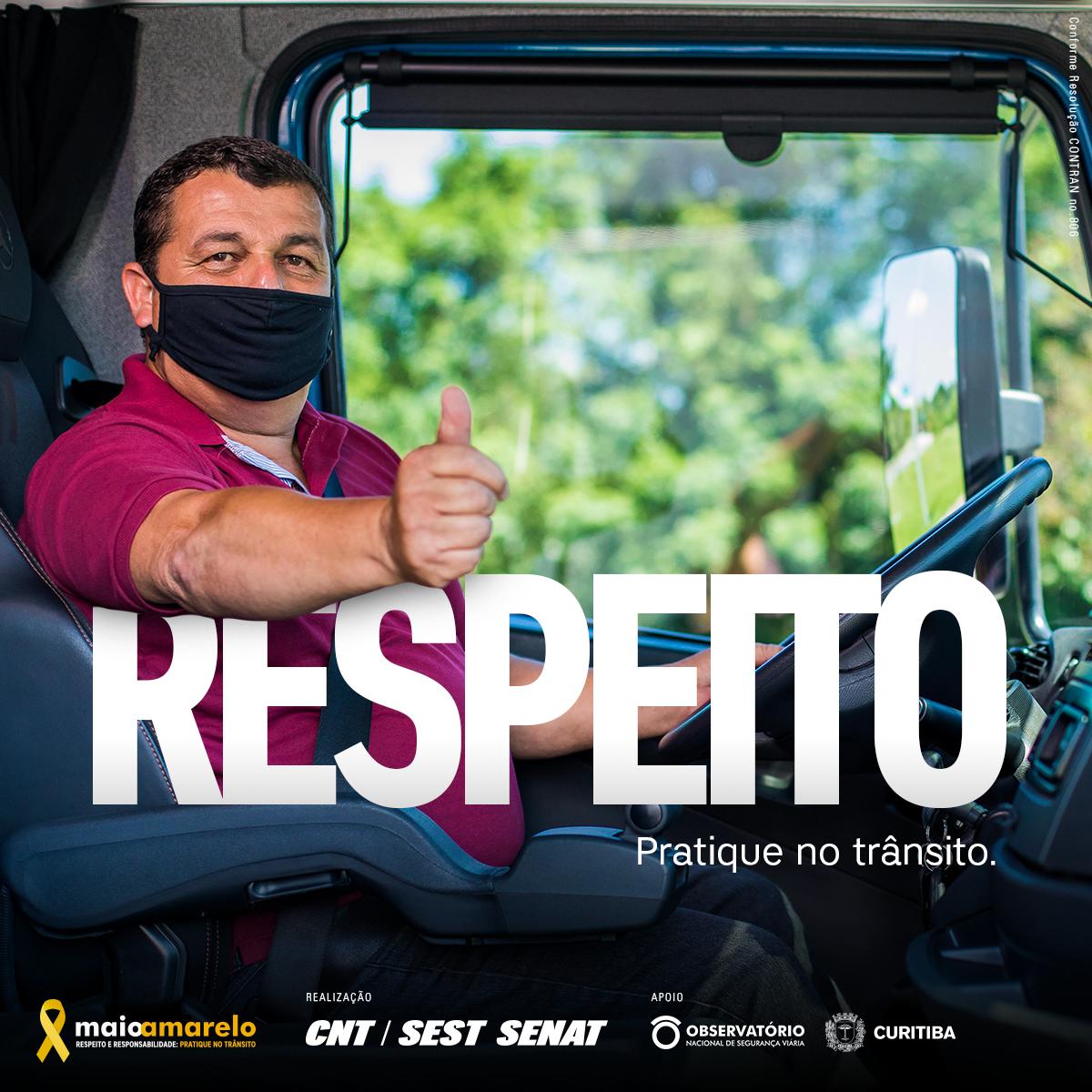 Respeito - Motorista